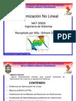 Optimizacion No Lineal Gilfrank Gutierrez