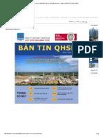 Công Ty TNHH Một Thành Viên Lọc Hóa Dầu Bình Sơn - Bản Tin QHSE Số 2 Quý II_2014