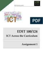 edit 100 assignment 1