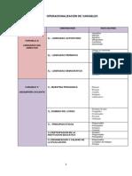 Operacionalización de Variables Flora1