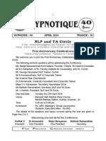 Hypnotique April 14