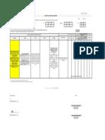 Matriz de Hallazgo de Auditoría - Penalidad