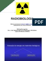 Aula de Radiobiologia