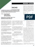 Analisis De Contingencia En Sistemas Electricos De Potencia