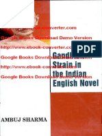 Gandhian Strain