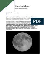 Últimas noticias sobre la Luna.doc
