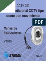 CCTV 250 Instr