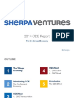 SherpaVentures On-Demand Economy report