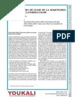 La Estructura de Clase de La Maquinaria Notas Sobre La Forma-Valor