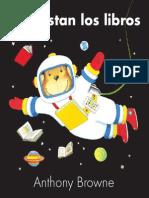Anthony Browne- Me Gustan Los Libros