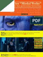Modal Verbs-Movie Quotes - Harmon Hall México - Alina Poulain