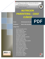 Nutricion Parenteral.caso 6