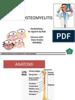 Ppt Osteomyelitis