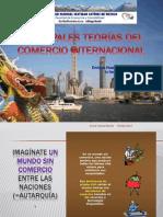 Principales Teorías_Comercio Internacional