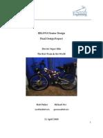 Electric Super Bike University of Florida