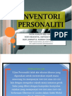 Tutorial Inventori Personaliti