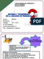 Diapositivas Sintesis Transferencia 8