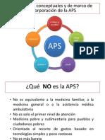 Aps - Reflexiones - Ley 1438 de 2011
