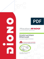 Diono CA RadianR100 Manual CA Eng Web