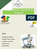 04 - Induccion de Salud