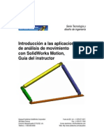 Solidworks - Motion Instructor Guide 2010 ESP-libre
