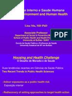 Healthy Housing Brazil 2013 Nov 3