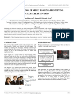 IMPLEMENTATION OF VIDEO TAGGING IDENTIFYING CHARACTERS IN VIDEO.pdf
