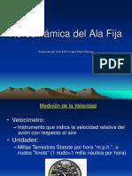 Aerodinámica Del Ala Fija