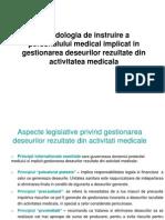 Legislatie Si Riscuri - Deseuri Medicale