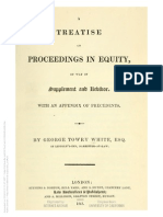 A Treatise on Proceedings in Equity by Way of Supplement and Revivor by George Towry White (1843) Pgs. 310