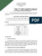 Coding Scheme for Round Vi