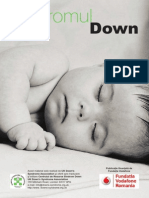 Ghid pentru parintii copiilor cu Sindrom Down