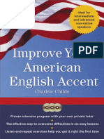 Improve Your Americanen English Accent