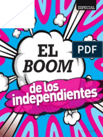 Boom de Los Independientes