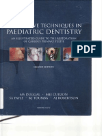 Restorative Techniques in Paediatric Dentistry - Duggal