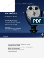 Information Security Strategy - Guide
