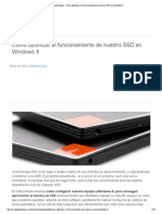 Xataka Windows - Cómo Optimizar El Funcionamiento de Nuestro SSD en Windows 8
