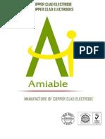 Copper Clad Electrode