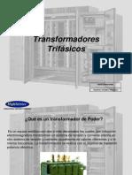 1 Capacitación Transformadores_High Service_MLP