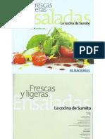 La Cocina de Sumito - 04 - Frescas y Ligeras Ensaladas2