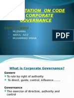Code of Governance 2