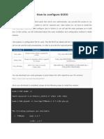 How to Configure SUDO