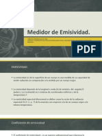 Medidor de Emisividad