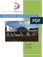 Virac Airport - Profile
