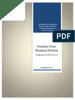 Panduan Penggunaan WordPress