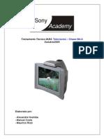 Sony Chasis BA-6 - Entrenamiento