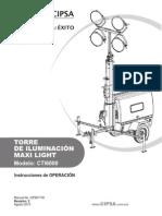CTI6000 Manual Operacion