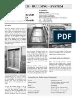 Concrete Door & Window Frames