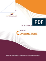 Note de Conjoncture 24 Site News