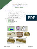 FredoScale User Manual - English - V2.5 - 01 Sep 13